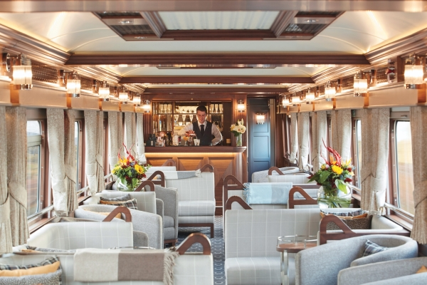 Overnight Train, Train Journey, Luxury Train, Train Travel, Ireland, Belmond, LuxeTravel