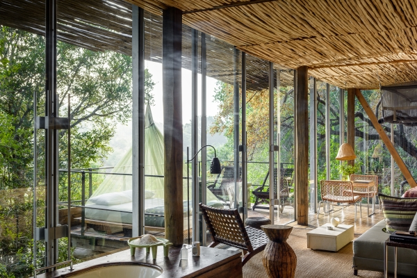 Singita Sweni Lodge Kruger National Park South Africa