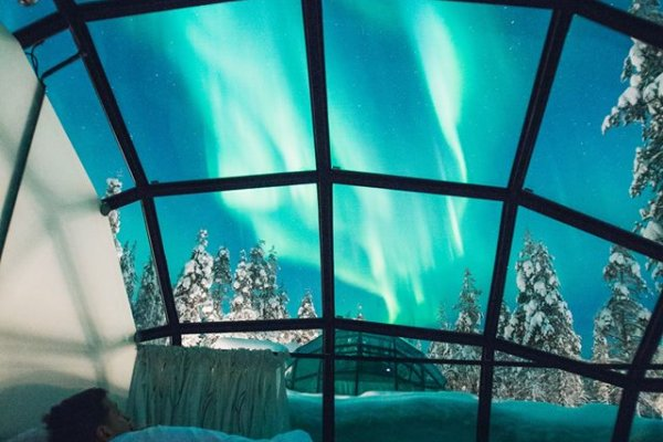 Virtuoso Kakslauttaen Arctic Resort, Lapland Finland Luxury resort (flight ∙ hotel ∙ package ∙ cruise ∙ private tour ∙ business ∙ M.I.C.E ∙ Luxe Travel ∙ Luxury travel  ∙ Luxury holiday  ∙ Luxe Tour  ∙ 特色尊貴包團 ∙  商務旅遊 ∙  自由行套票 ∙滑雪  ∙ 溫泉 ∙ 品味假期 ∙ 品味遊)