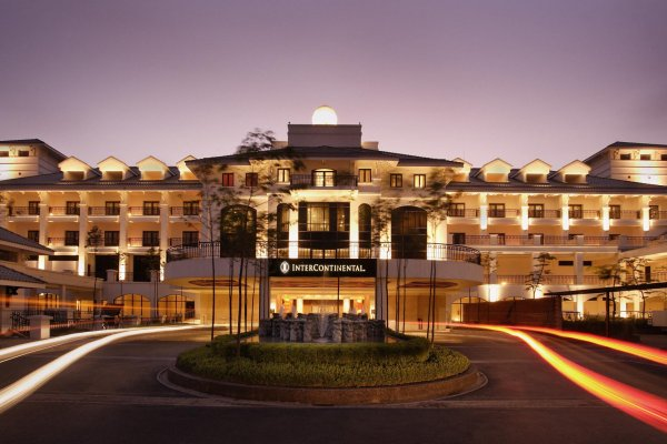 InterContinental Hanoi Westlake Hotel -河内西湖洲际酒店 - 越南, 河内 | 洲际 | InterContinental | 包团 | 度身订造 | 豪华旅游 | Luxury Travel | Private Tours | Tailor Made Trips | Luxe Travel