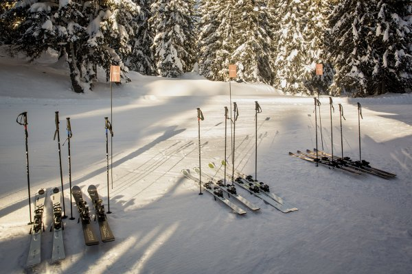Cheval Blanc Courchevel, France Ski Snow Winter Luxe Travel