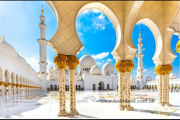 Curated Private Tour -  Abu Dhabi