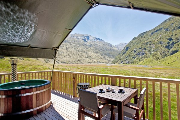 Minaret Station Luxury Tented Lodge Luxury resort lodge New Zealand Glacier (flight ∙ hotel ∙ package ∙ cruise ∙ private tour ∙ business ∙ M.I.C.E ∙ Luxe Travel ∙ Luxury travel  ∙ Luxury holiday  ∙ Luxe Tour  ∙ 特色尊貴包團 ∙  商務旅遊 ∙  自由行套票 ∙滑雪  ∙ 溫泉 ∙ 品味假期 ∙ 品