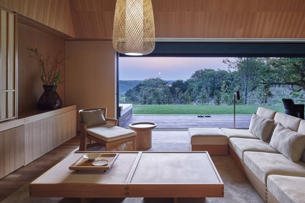 Amanemu, Japan | LUXE TRAVEL