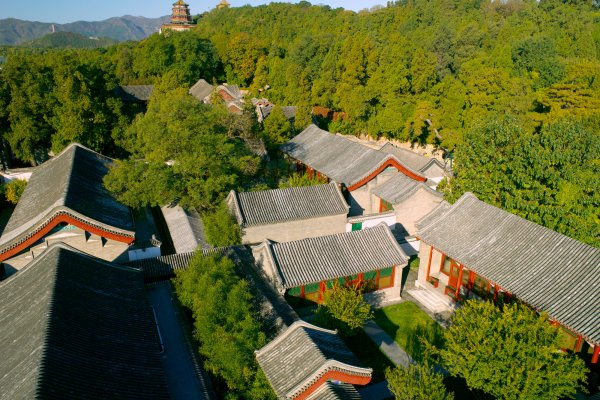 中國北京 -  頤和安縵 Aman at Summer Palace | Aman | 安縵 | Luxury Travel