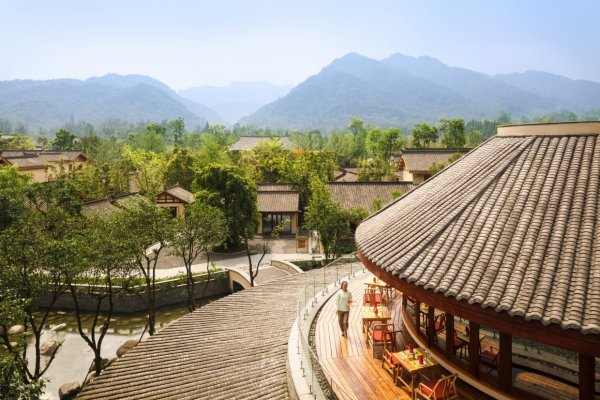 青城山六善酒店 Six Senses Qing Cheng Mountain China 中國青城山Luxury resort (flight ∙ hotel ∙ package ∙ cruise ∙ private tour ∙ business ∙ M.I.C.E ∙ Luxe Travel ∙ Luxury travel  ∙ Luxury holiday  ∙ Luxe Tour  ∙ 特色尊貴包團 ∙  商務旅遊 ∙  自由行套票 ∙滑雪  ∙ 溫泉 ∙ 品味假期 ∙ 品味遊)