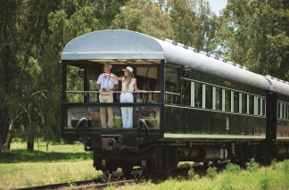 Rovos Rail – Victoria Falls Journey, South Africa & Zimbabwe (4 Days 3 Nights)