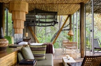 Singita Sweni Lodge – Kruger National Park, South Africa