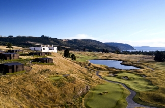 The Kinloch Club, New Zealand, Lake Taupo