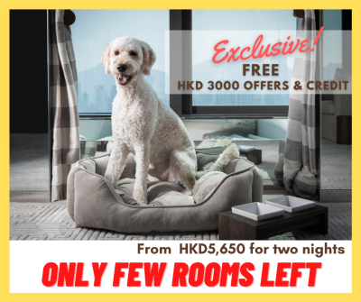 "Enjoy up to HKD3,000 food & beverage offers and hotel credit | Irresistible Staycation ""Flash Offer"" - Rosewood Hong Kong"