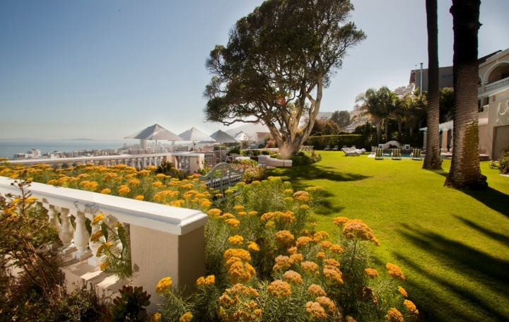 South Africa,  Cape Town, Ellerman House