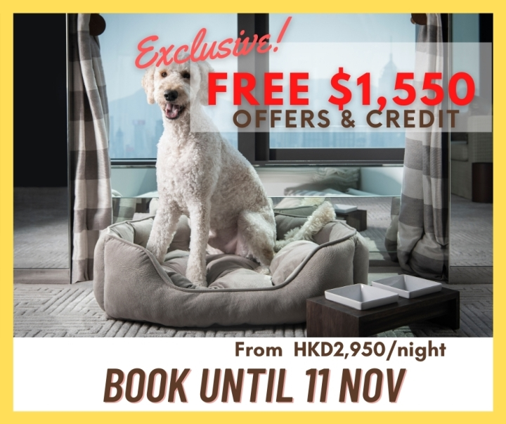 "🔥double 11 offer🔥 Enjoy up to HKD1,550 food & beverage offers & hotel credit | Irresistible  ""Flash Offer"" - Rosewood Hong Kong 