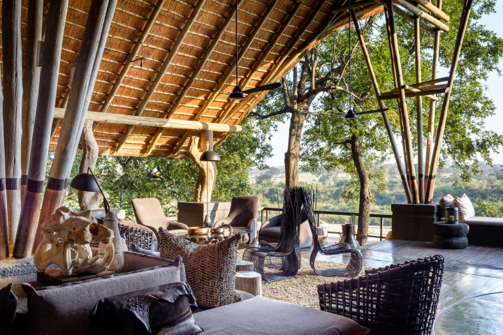 South Africa, Safari, Sabi Sand,  Kruger National Park, Singita Boulders Lodge