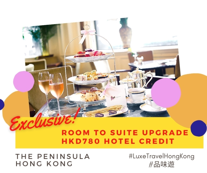 Exclusive Staycation Offer - The Peninsula Hong Kong | Luxe Travel