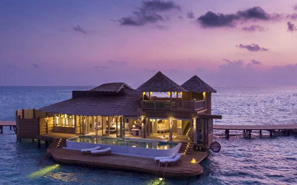New Giant Villas in Maldives | LUXE TRAVEL