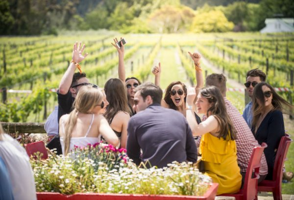 Enjoy Good Wine & Food | Toast Martinborough Festival 2017, New Zealand | Luxe Travel
