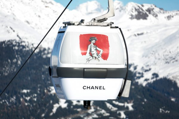 Enjoy Ski in French Alps in a Different Way!