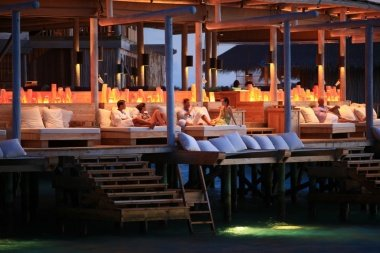 Music never stops at Six Senses Laamu | Maldives | Luxe Travel