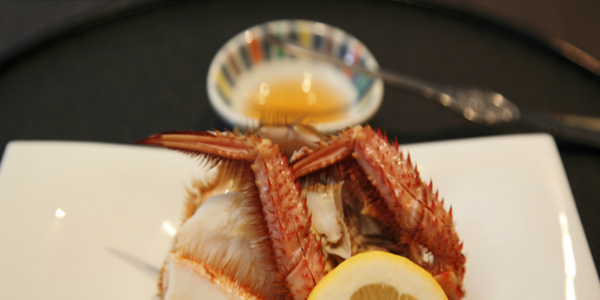Hokkaido's fresh crab | Time for your ski trip NOW