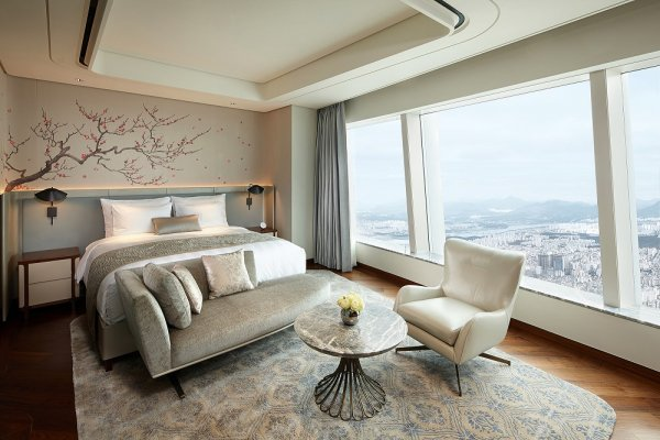 韓國首爾The Signiel Seoul (flight ∙ hotel ∙ package ∙ cruise ∙ private tour ∙ business ∙ M.I.C.E ∙ Luxe Travel ∙ Luxury travel  ∙ Luxury holiday  ∙ Luxe Tour  ∙ 特色尊貴包團 ∙  商務旅遊 ∙  自由行套票 ∙滑雪  ∙ 溫泉 ∙ 品味假期 ∙ 品味遊)