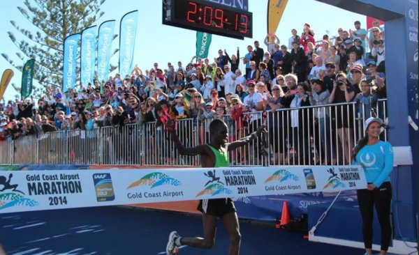 Run & enjoy beautiful scenery of Gold Coast | Gold Coast Airport Marathon 2015