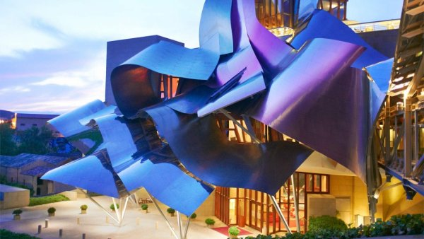 Spectacular Buildings by Frank Gehry (I) | LUXE TRAVEL