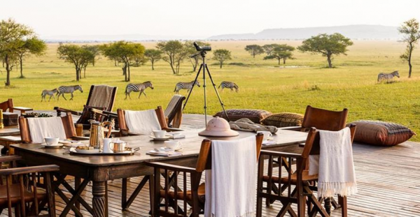 The Big Five is right at your garden | Luxe Travel