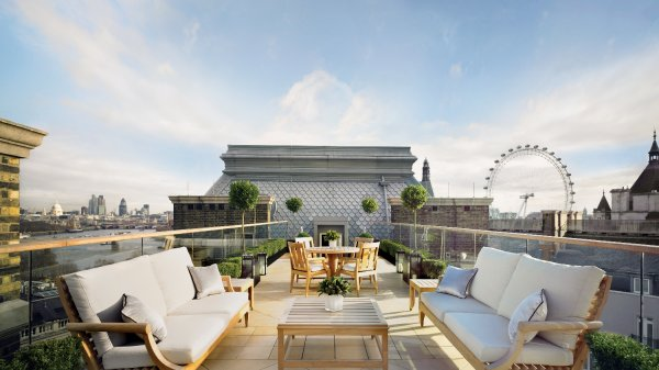 Enjoy 30% off on stay at Corinthia London well-loved by celebrities