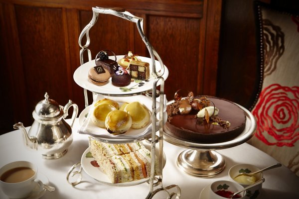 One of the most famous Afternoon Teas in London | Luxe Travel
