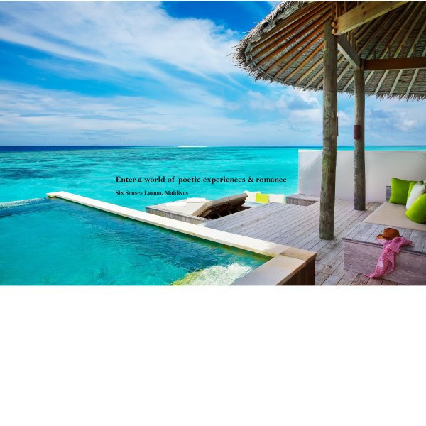 Enjoy Very Special Chinese Offer for LUXE TRAVEL Insiders | Six Senses Laamu, Maldives