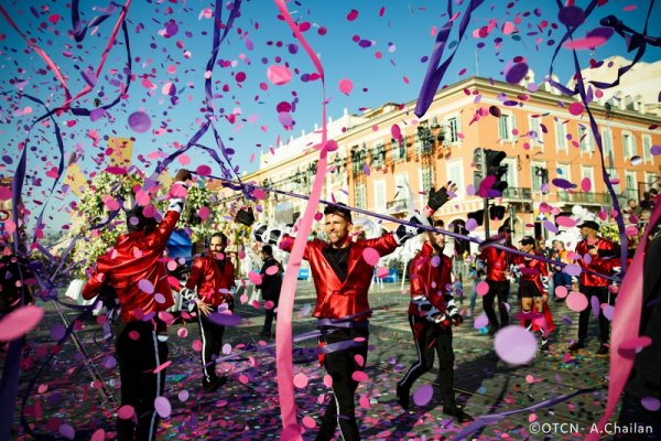 One of The World's Biggest Carnival | Carnival De Nice | Luxe Travel