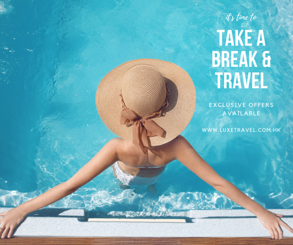 Time to Take A Break & Travel - Exclusive Offers Available