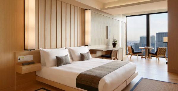 Book by 23rd Aug to Enjoy Complimentary Room Upgrade at Aman Tokyo