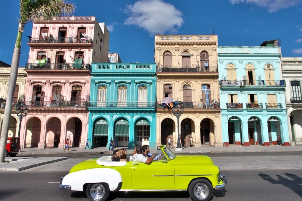 Havana Turns 500 Years Old! Let