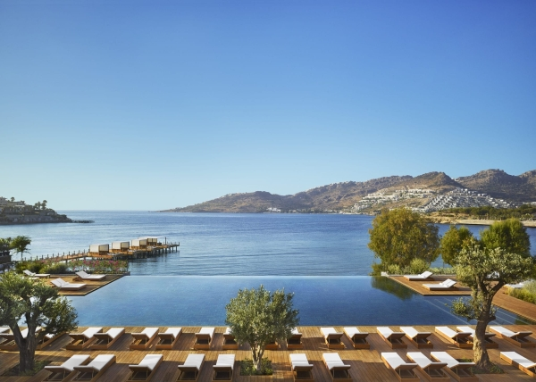 The latest & probably one of the most instagramable hotels in Bodrum Turkey | The Edition Bodrum