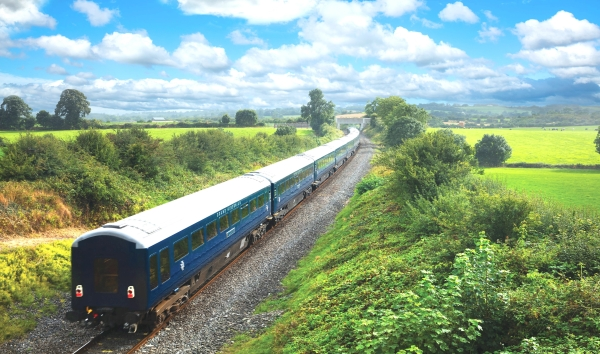 An Extraordinary Overnight Trains Experience in Ireland – Belmond Grand Hibernian