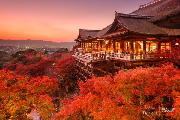 Autumn Foliage Forecast of Japan