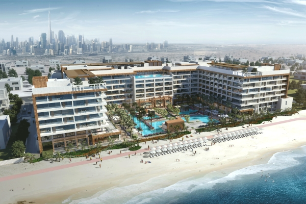 New Wave of Luxury to Dubai Beachfront - Mandarin Oriental Jumeira
