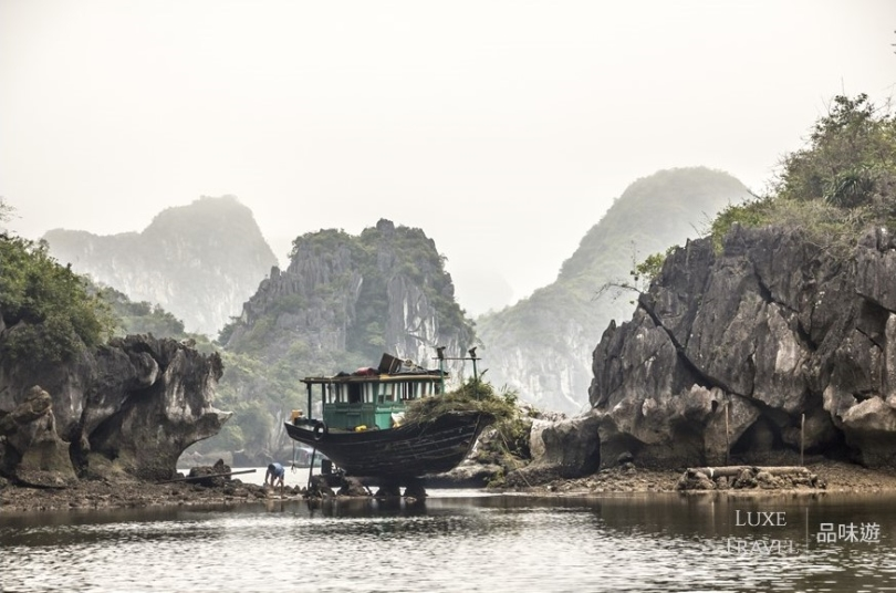 Halong Bay LUXE Private Day Tour
