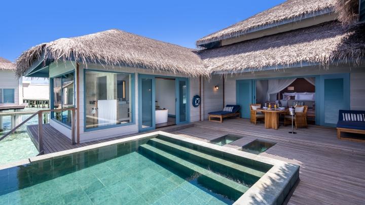 品味遊(Luxe Travel) 呈獻 讓思想去旅行 - 馬爾代夫篇