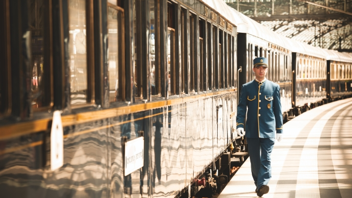 Luxe Travel presents: Belmond Venice Simplon-Orient-Express